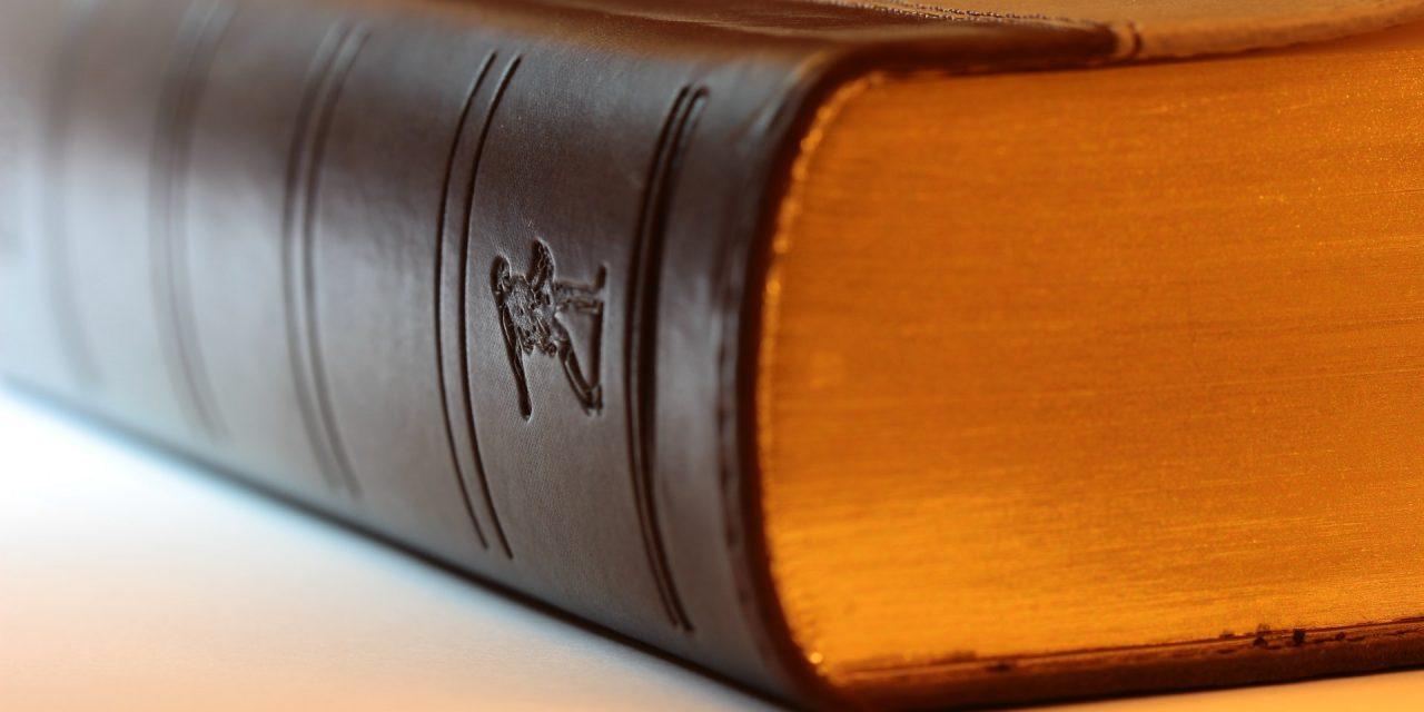 A Biblia a Könyvek Könyve