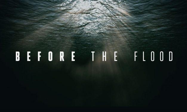 Leonardo Di Caprio: Özönvíz előtt