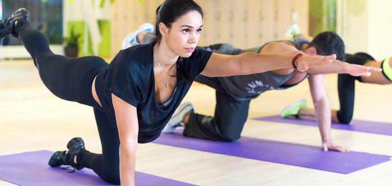 5 egyszerű gyakorlat, amely 28 nap alatt átformálja a testedet