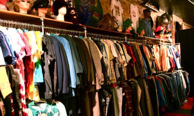 Csökken a használt ruhák kereslete?