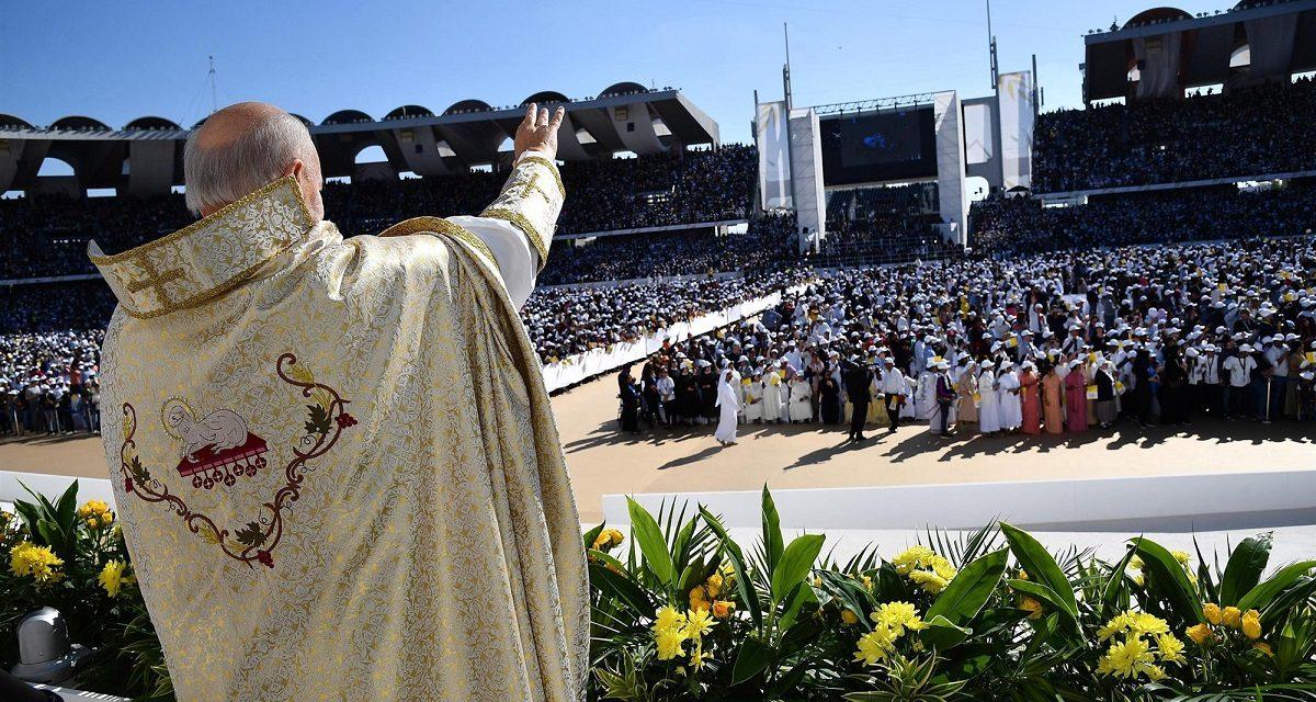 Növekvő katolikus jelenlét az arab világban
