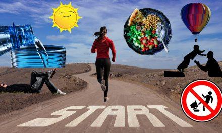 Az egészséges életmód 8 alapelve