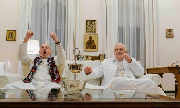 A két pápa – filmajánló