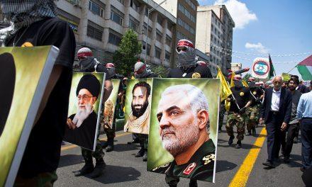 De mi folyik most Iránban?