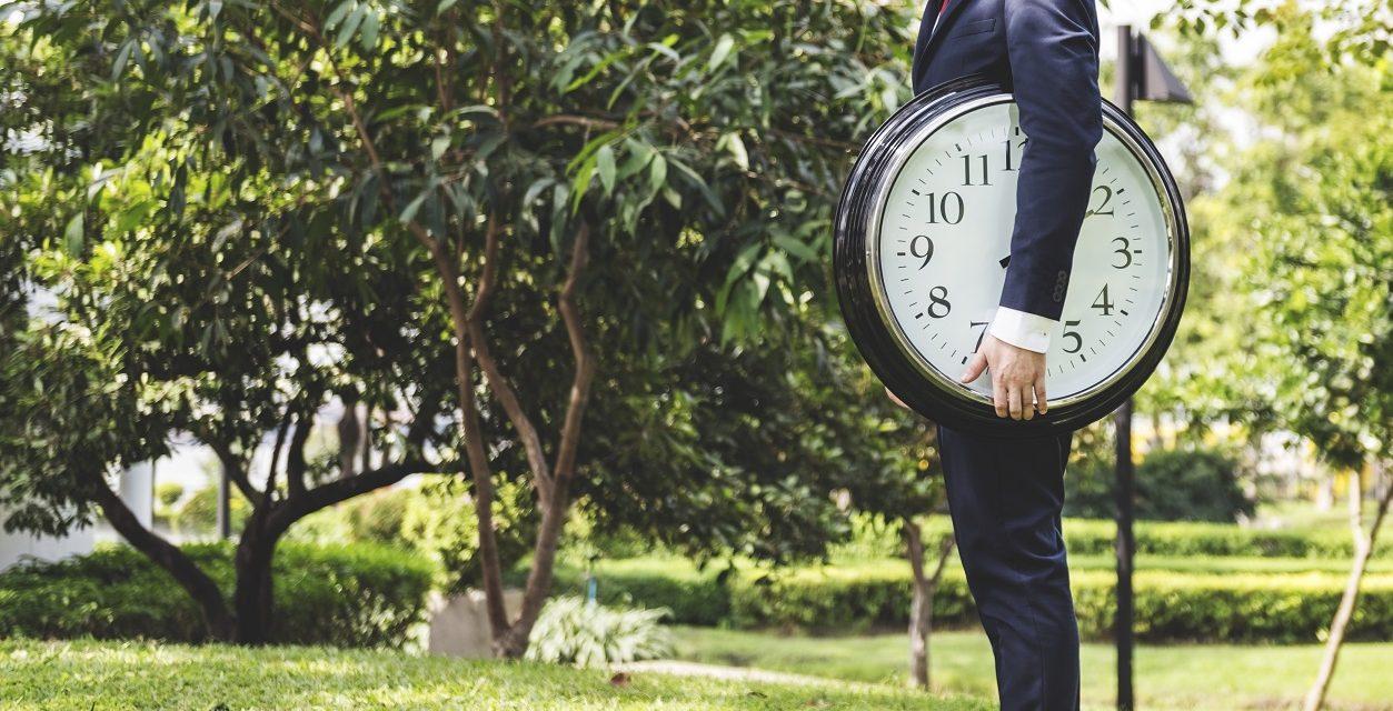 Az idő a legnagyobb kincsünk