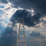 Az eget és földet összekötő létra